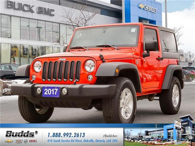 2017 Jeep Wrangler Sport (Stk: AT6035LA) in Oakville - Image 1 of 25
