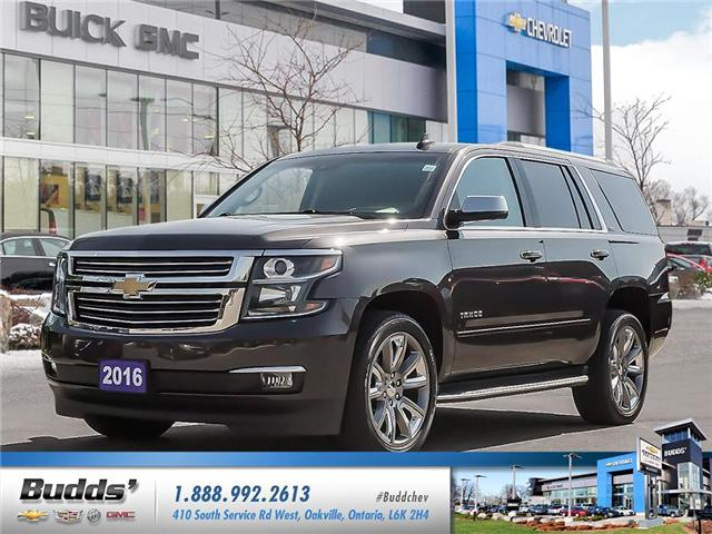 2016 Chevrolet Tahoe LTZ (Stk: YK8028PA) in Oakville - Image 1 of 25