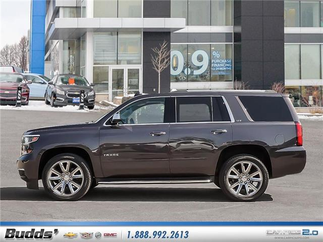 2016 Chevrolet Tahoe LTZ (Stk: YK8028PA) in Oakville - Image 2 of 25