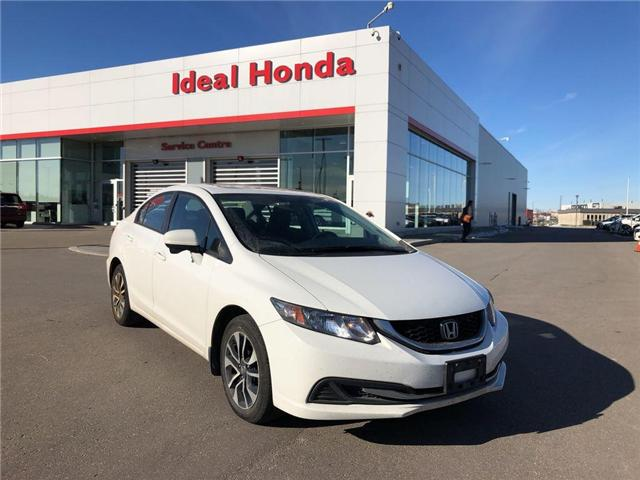 2015 Honda Civic EX (Stk: I181744A) in Mississauga - Image 1 of 5
