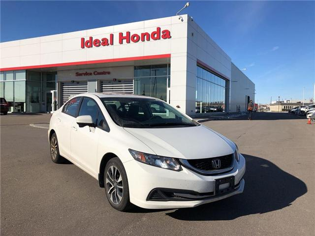 2015 Honda Civic EX (Stk: I181744A) in Mississauga - Image 2 of 5