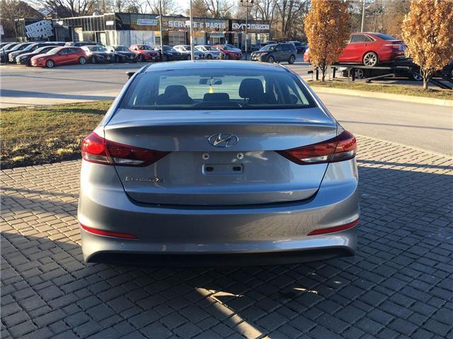 2017 Hyundai Elantra LE (Stk: H4400) in Toronto - Image 9 of 27