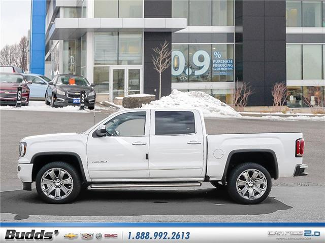 2018 GMC Sierra 1500 Denali (Stk: SR8010) in Oakville - Image 2 of 25