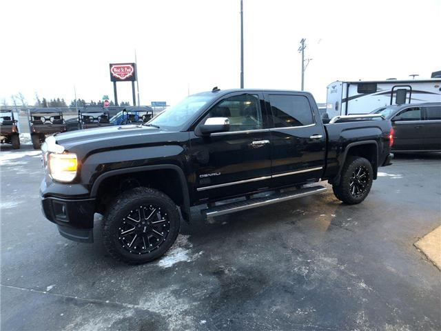 2014 GMC Sierra 1500 Denali (Stk: I7083) in Winnipeg - Image 17 of 30
