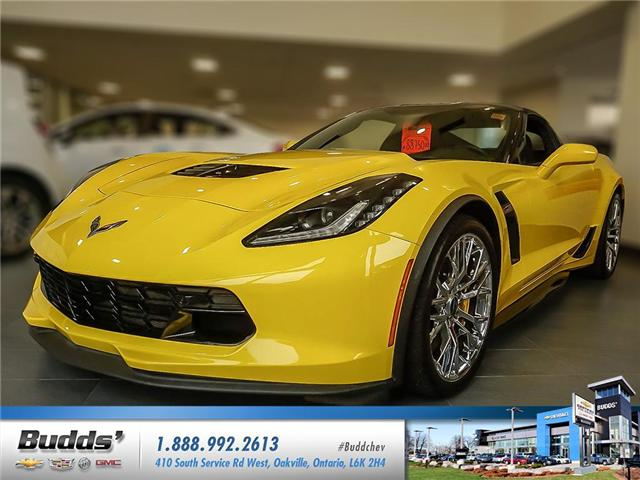 2017 Chevrolet Corvette Z06 (Stk: R1379) in Oakville - Image 1 of 19