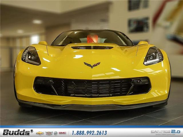 2017 Chevrolet Corvette Z06 (Stk: R1379) in Oakville - Image 2 of 19