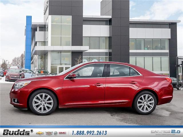 2013 Chevrolet Malibu 2LT (Stk: R1322A) in Oakville - Image 3 of 25