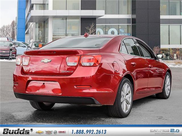 2013 Chevrolet Malibu 2LT (Stk: R1322A) in Oakville - Image 8 of 25