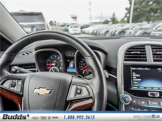2013 Chevrolet Malibu 2LT (Stk: R1322A) in Oakville - Image 9 of 25