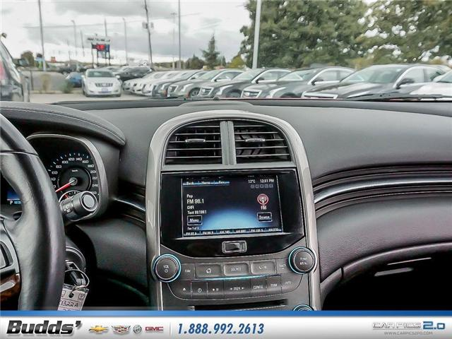 2013 Chevrolet Malibu 2LT (Stk: R1322A) in Oakville - Image 10 of 25