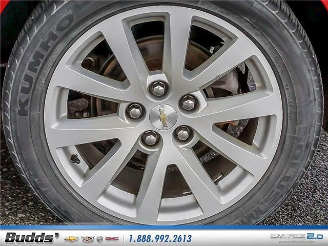 2013 Chevrolet Malibu 2LT (Stk: R1322A) in Oakville - Image 18 of 25