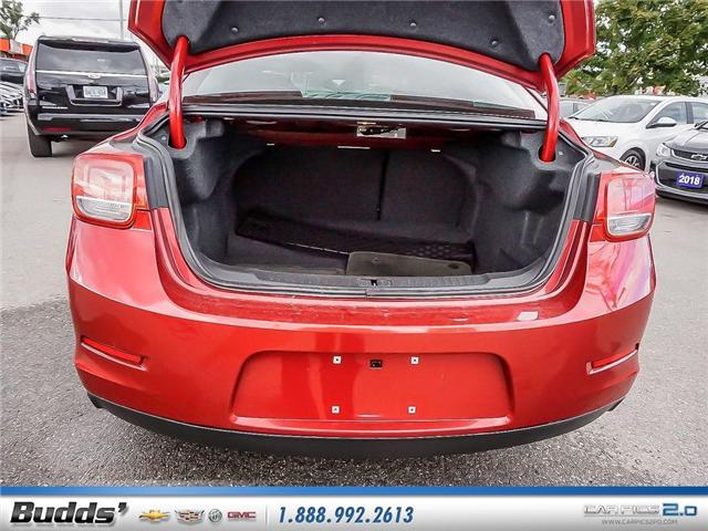 2013 Chevrolet Malibu 2LT (Stk: R1322A) in Oakville - Image 19 of 25