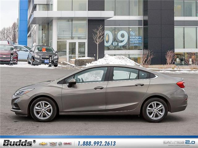 2018 Chevrolet Cruze LT Auto (Stk: R1362) in Oakville - Image 2 of 25