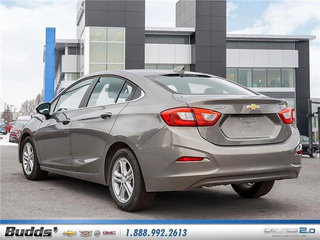 2018 Chevrolet Cruze LT Auto (Stk: R1362) in Oakville - Image 3 of 25