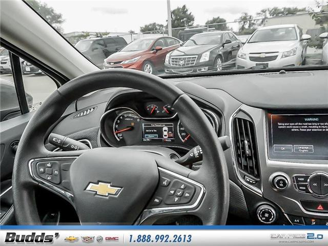 2018 Chevrolet Cruze LT Auto (Stk: R1362) in Oakville - Image 9 of 25
