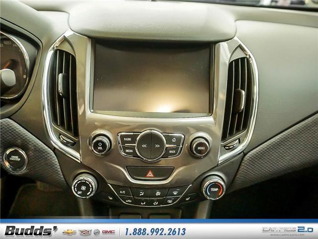 2018 Chevrolet Cruze LT Auto (Stk: CR8030) in Oakville - Image 12 of 21