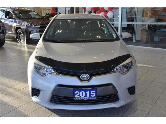 2015 Toyota Corolla  (Stk: 236061) in Milton - Image 2 of 38