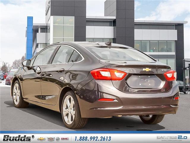 2017 Chevrolet Cruze Premier Auto (Stk: R1339) in Oakville - Image 3 of 25