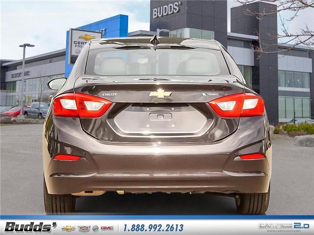 2017 Chevrolet Cruze Premier Auto (Stk: R1339) in Oakville - Image 4 of 25