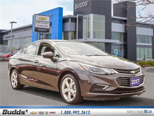 2017 Chevrolet Cruze Premier Auto (Stk: R1339) in Oakville - Image 7 of 25