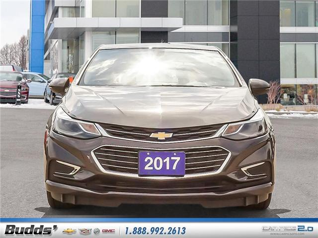 2017 Chevrolet Cruze Premier Auto (Stk: R1339) in Oakville - Image 8 of 25
