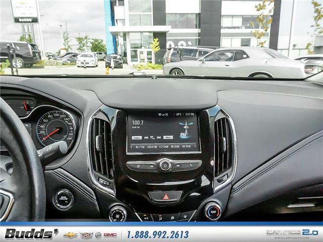 2017 Chevrolet Cruze Premier Auto (Stk: R1339) in Oakville - Image 10 of 25