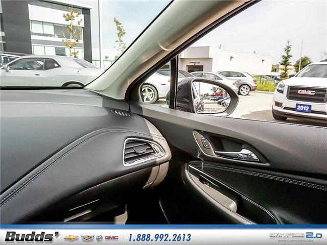 2017 Chevrolet Cruze Premier Auto (Stk: R1339) in Oakville - Image 11 of 25