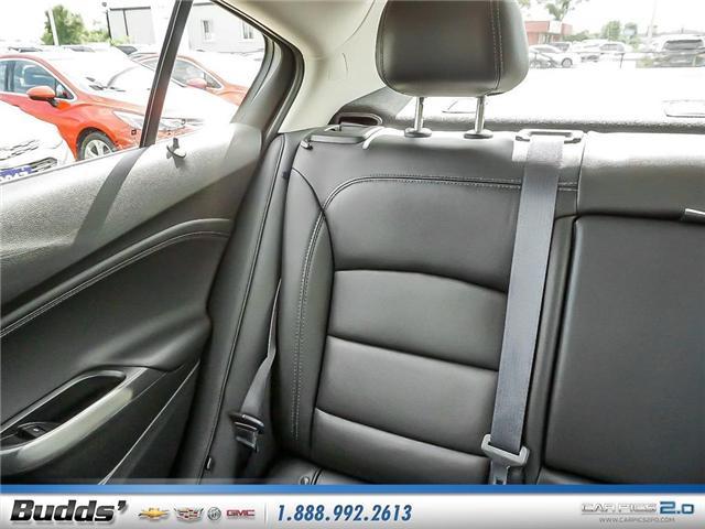 2017 Chevrolet Cruze Premier Auto (Stk: R1339) in Oakville - Image 12 of 25