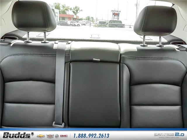 2017 Chevrolet Cruze Premier Auto (Stk: R1339) in Oakville - Image 13 of 25