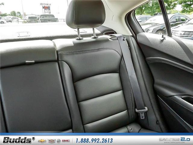2017 Chevrolet Cruze Premier Auto (Stk: R1339) in Oakville - Image 14 of 25