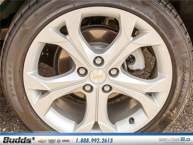 2017 Chevrolet Cruze Premier Auto (Stk: R1339) in Oakville - Image 18 of 25