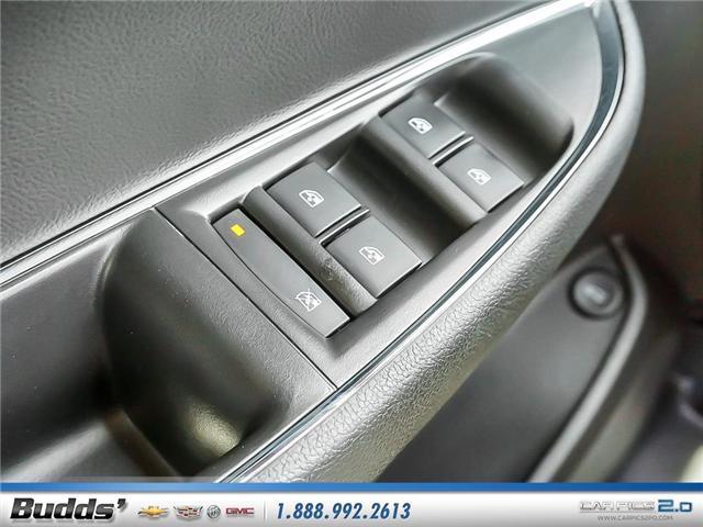 2017 Chevrolet Cruze Premier Auto (Stk: R1339) in Oakville - Image 22 of 25