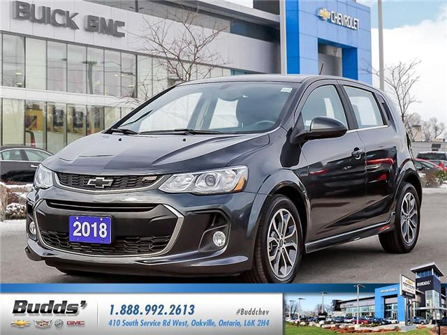 2018 Chevrolet Sonic LT Auto (Stk: R1372) in Oakville - Image 1 of 25