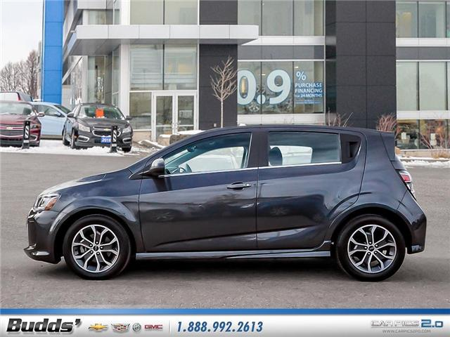 2018 Chevrolet Sonic LT Auto (Stk: R1372) in Oakville - Image 2 of 25