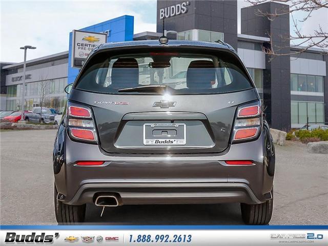 2018 Chevrolet Sonic LT Auto (Stk: R1360) in Oakville - Image 4 of 25