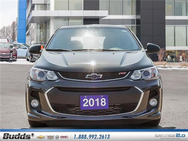 2018 Chevrolet Sonic LT Auto (Stk: R1360) in Oakville - Image 8 of 25