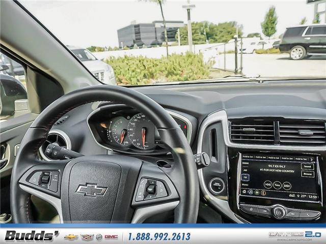 2018 Chevrolet Sonic LT Auto (Stk: R1360) in Oakville - Image 9 of 25