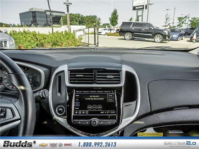 2018 Chevrolet Sonic LT Auto (Stk: R1360) in Oakville - Image 10 of 25