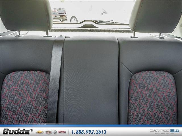 2018 Chevrolet Sonic LT Auto (Stk: R1360) in Oakville - Image 13 of 25