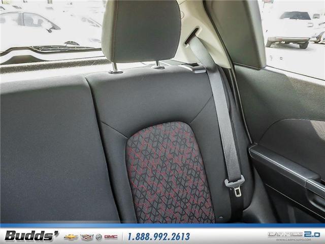 2018 Chevrolet Sonic LT Auto (Stk: R1360) in Oakville - Image 14 of 25