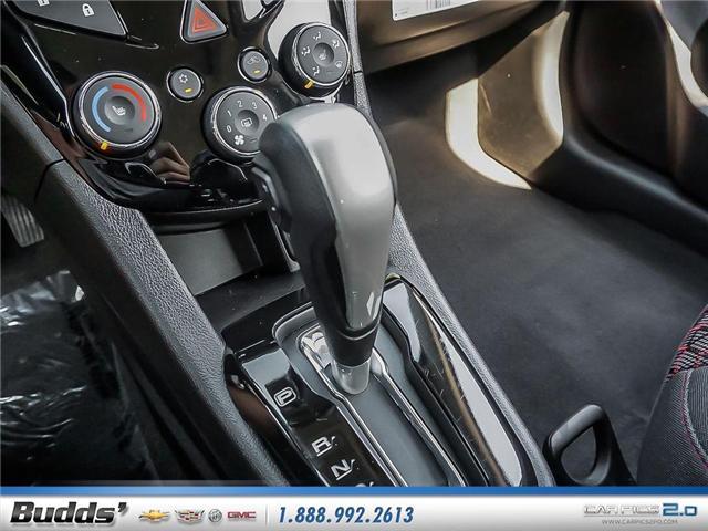 2018 Chevrolet Sonic LT Auto (Stk: R1360) in Oakville - Image 17 of 25