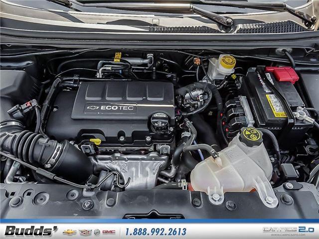 2018 Chevrolet Sonic LT Auto (Stk: R1360) in Oakville - Image 20 of 25