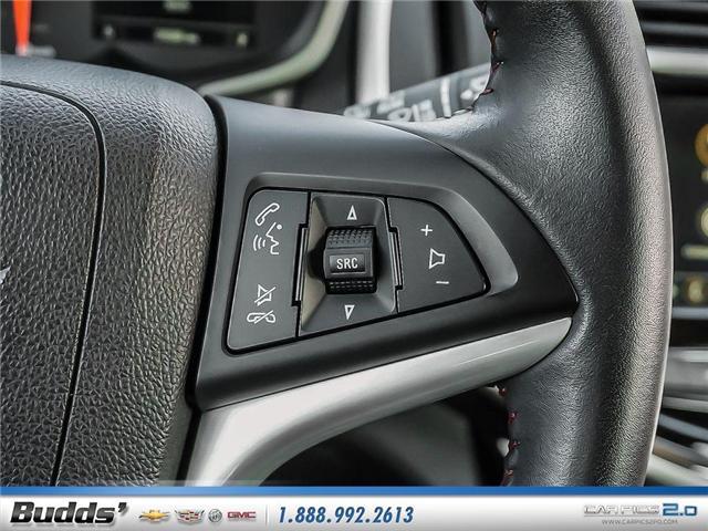 2018 Chevrolet Sonic LT Auto (Stk: R1360) in Oakville - Image 21 of 25