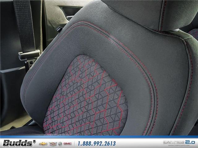 2018 Chevrolet Sonic LT Auto (Stk: R1360) in Oakville - Image 24 of 25