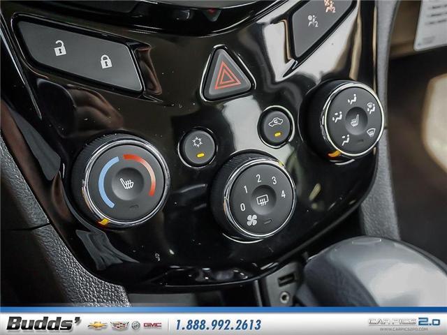 2018 Chevrolet Sonic LT Auto (Stk: R1360) in Oakville - Image 25 of 25