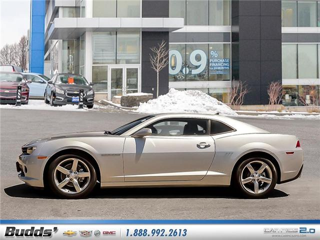 2014 Chevrolet Camaro 2LT (Stk: R1260A) in Oakville - Image 2 of 25