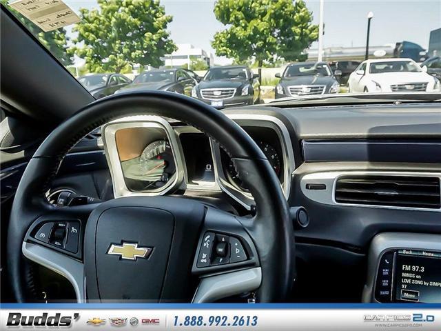 2014 Chevrolet Camaro 2LT (Stk: R1260A) in Oakville - Image 9 of 25