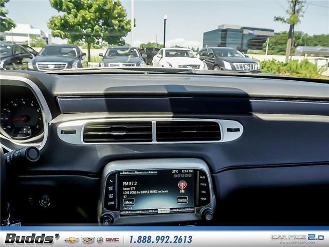 2014 Chevrolet Camaro 2LT (Stk: R1260A) in Oakville - Image 10 of 25