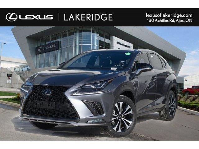 2019 Lexus NX 300 Base (Stk: L19146) in Toronto - Image 1 of 25