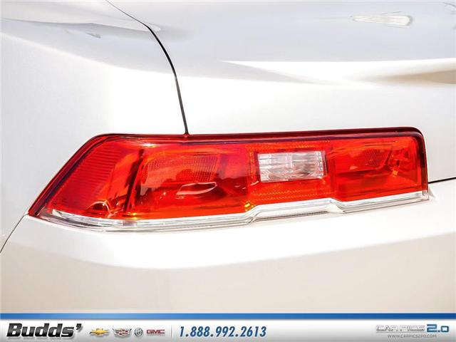 2014 Chevrolet Camaro 2LT (Stk: R1260A) in Oakville - Image 19 of 25